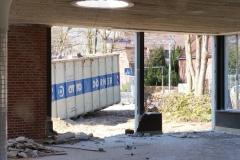 Abriss der Pausenhalle (3)