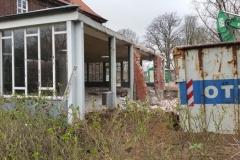 Abriss der Pausenhalle (5)