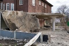 Abriss der Pausenhalle (7)