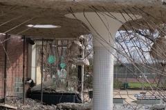 Abriss der Pausenhalle (8)