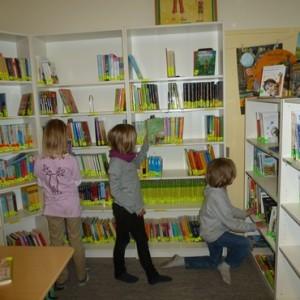 Schülerbücherrei