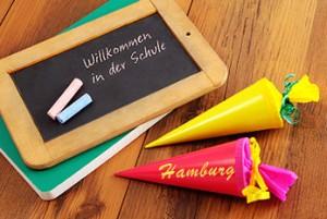 Schulstart Hamburg